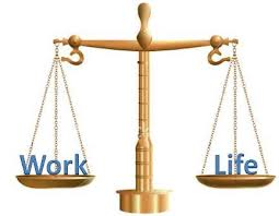 Wait? So, if I do more work, I need to do more life to balance the scales?